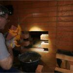 как я ремонтируют старые печи